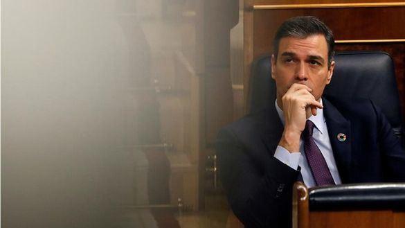 Sánchez ya habla como Iglesias: llama