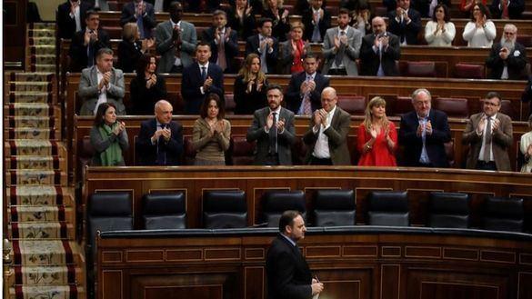 La oposición exige la dimisión de Ábalos por mentir en el caso Delcy Rodríguez