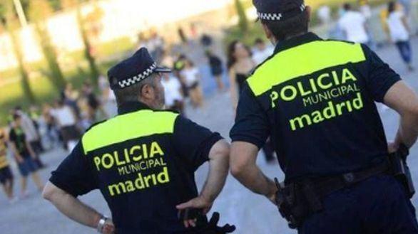 Aumentan las intervenciones policiales de alcohol y drogas en Madrid