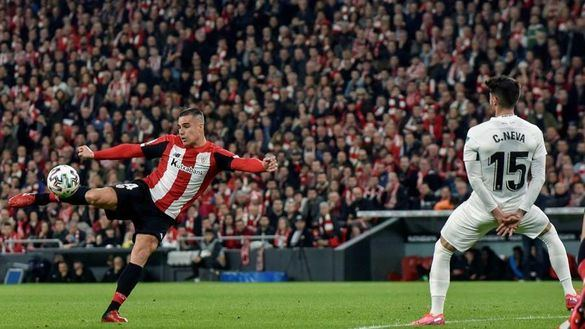 Copa del Rey. El ímpetu del Athletic se impone al del Granada |1-0