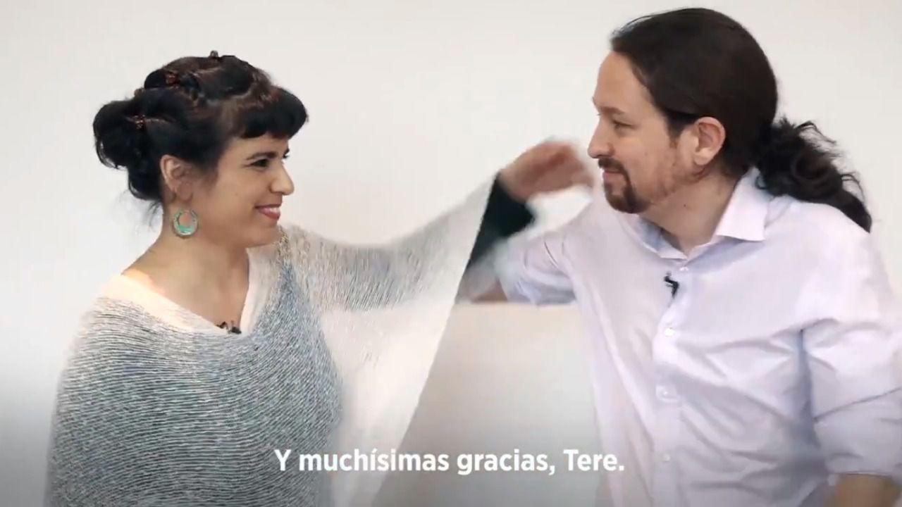 Teresa Rodríguez pacta con Iglesias su salida de Podemos Andalucía