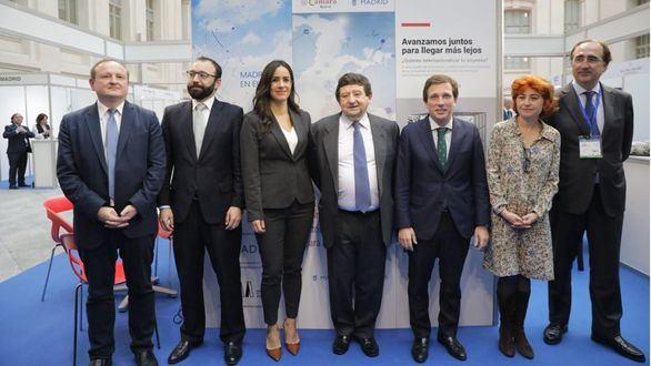El Ayuntamiento de Madrid acoge la Feria de Empresas IMEX 2020
