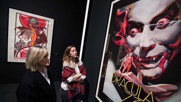Los vampiros llegan a Madrid: CaixaForum organiza un recorrido por su historia
