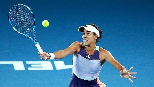 WTA. Garbiñe Muguruza desglosa la receta de su renacer en 2020
