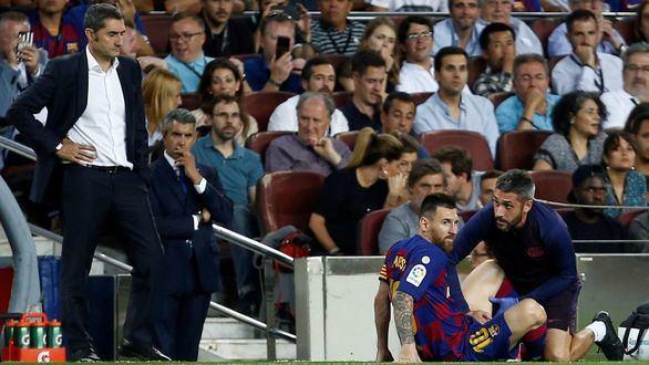 Valverde rompe su silencio tras ser despedido del Barcelona de mala manera