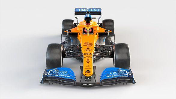 Fórmula Uno. Carlos Sainz ya conoce el MCL35 con el competirá en 2020