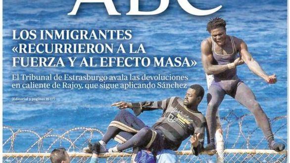 Las portadas de este viernes, 14 de febrero