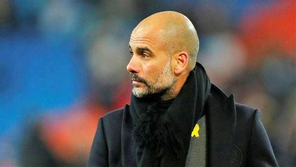 La UEFA expulsa al Manchester City de Guardiola de Europa durante dos años