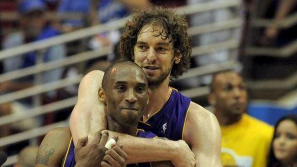 NBA. Pau Gasol abre sus emociones más crudas sobre la muerte de Kobe Bryant
