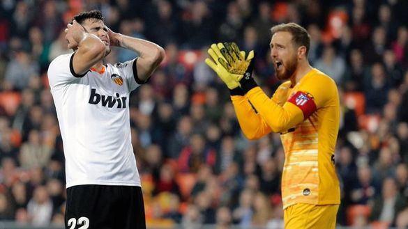 El Valencia desangra al Atlético a balón parado | 2-2