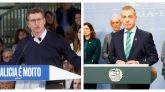 PP y PNV se juegan su hegemonía en Galicia y País Vasco