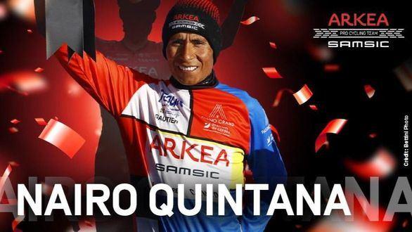 Tour de Provenza. Nairo Quintana estrena su palmarés lejos del Movistar