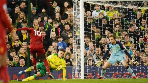 Ligas europeas. El Liverpool es el único equipo imparable
