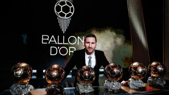 Histórico Messi: primer futbolista que gana un Premio Laureus