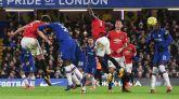 Premier League. El VAR y Bruno Fernandes dan la victoria al United frente al Chelsea