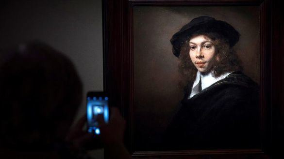 El retrato según Rembrandt en una exposición en el Museo Thyssen