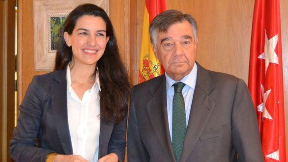 Rocío Monasterio brinda su apoyo a la futura Ley de Farmacia