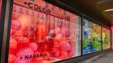 El Corte Inglés inunda de color sus centros para atraer nuevos clientes