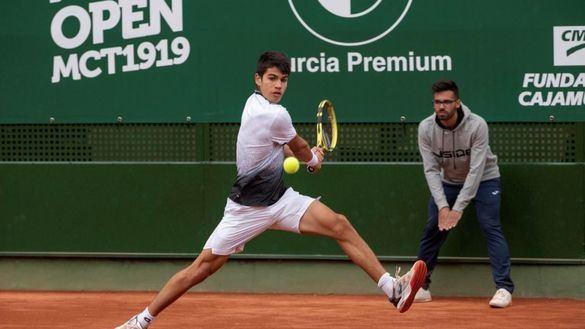 ATP. Alcaraz debuta en la élite haciendo historia y tras los pasos de Rafa Nadal