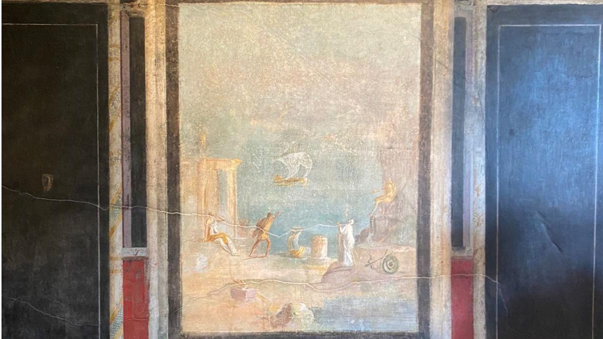 Pompeya reabre la Casa de los Amantes tras 40 años cerrada por un terremoto