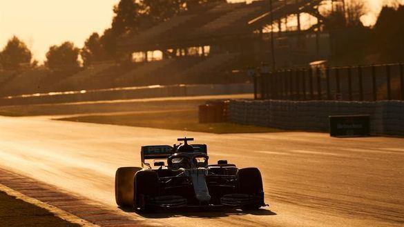 Fórmula 1. Nuevo año, mismo líder