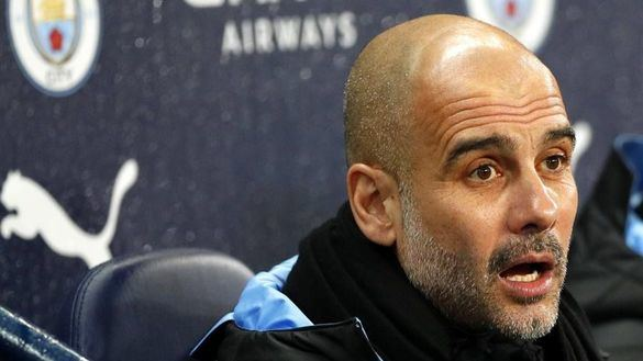 Guardiola, su situación en el Manchester City y su dardo a Bartomeu
