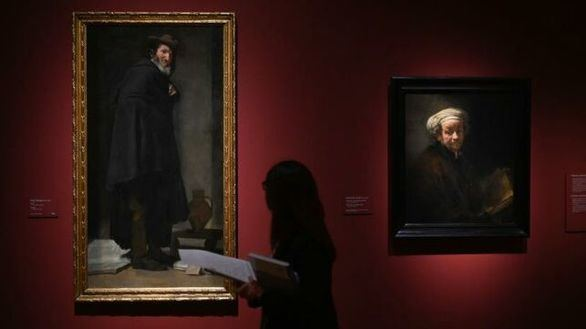 Velázquez, Rembrandt y Vermeer, favoritos en el Bicentenario del Prado