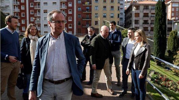 PP y Cs concurrirán juntos en el País Vasco con Alfonso Alonso como candidato