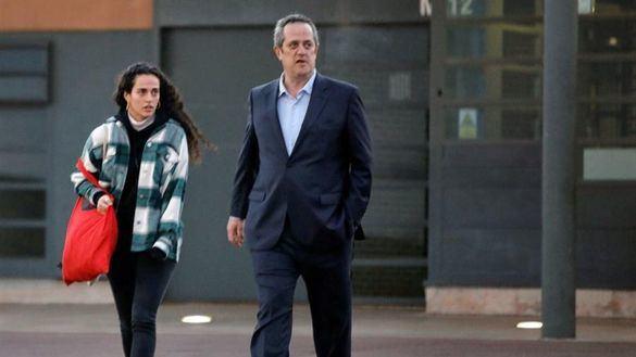 Forn sale de la cárcel para trabajar en la productora de Roures