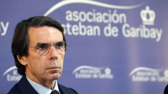 Aznar cree que ceder la Seguridad Social es abrir una brecha en sistema solidaridad