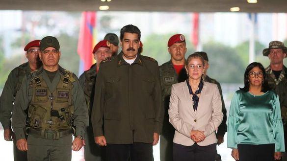 Las fuerzas de Maduro irrumpen en la casa del tío de Juan Guaidó