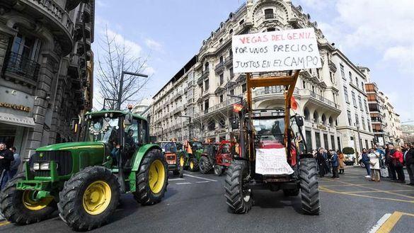 En plena guerra del campo, España perdería el 14% de la ayuda a la agricultura por el brexit