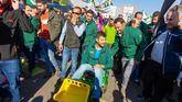 El campo se moviliza: marchas multitudinarias en Murcia y Mérida por unos 'precios justos'