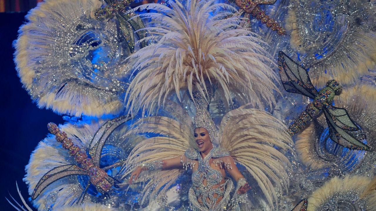 Resultado de imagen de Minerva Hernández reina en Las Palmas de Gran Canaria en un Carnaval lleno de Vida
