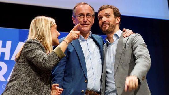 Cisma en el PP: Génova pide a Alonso