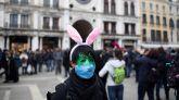 Suspendido el carnaval de Venecia por temor al coronavirus