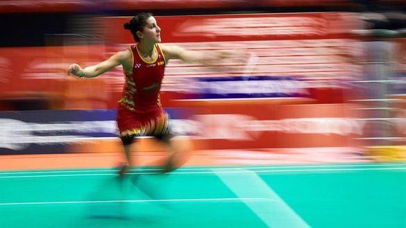Carolina Marín pierde por sorpresa el Spain Masters