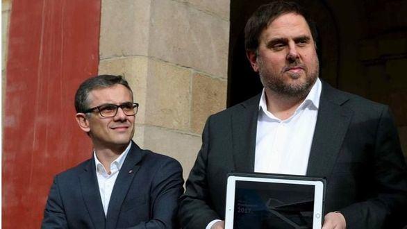 Torra propone a Puigdemont y Junqueras para liderar la mesa de diálogo