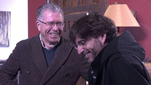 Jordi Évole entrevistó a Francisco Granados en 'Lo de Évole'.