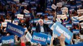 Los halagos de Bernie Sanders a Fidel Castro le complican la candidatura