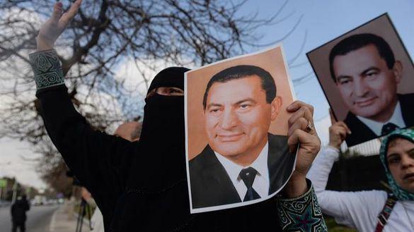 Muere el expresidente egipcio Hosni Mubarak