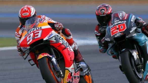 MotoGP. Terminada la pretemporada: ¿qué le ocurre a Márquez y a Repsol Honda?
