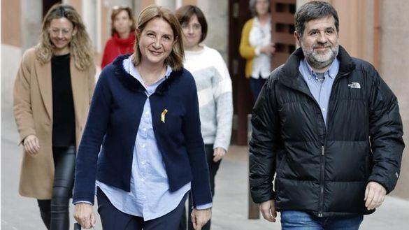 Jordi Sánchez sale de la cárcel para hacer labores de voluntariado