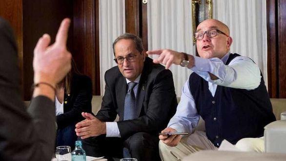 El abogado de Puigdemont y Torra defenderá al etarra Josu Ternera