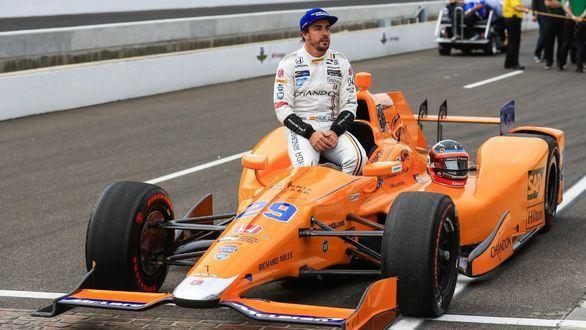Fernando Alonso volverá a buscar la gloria en las 500 Millas de Indianápolis