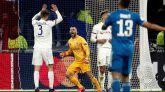 El Lyon sorprende a la Juventus de Cristiano | 1-0