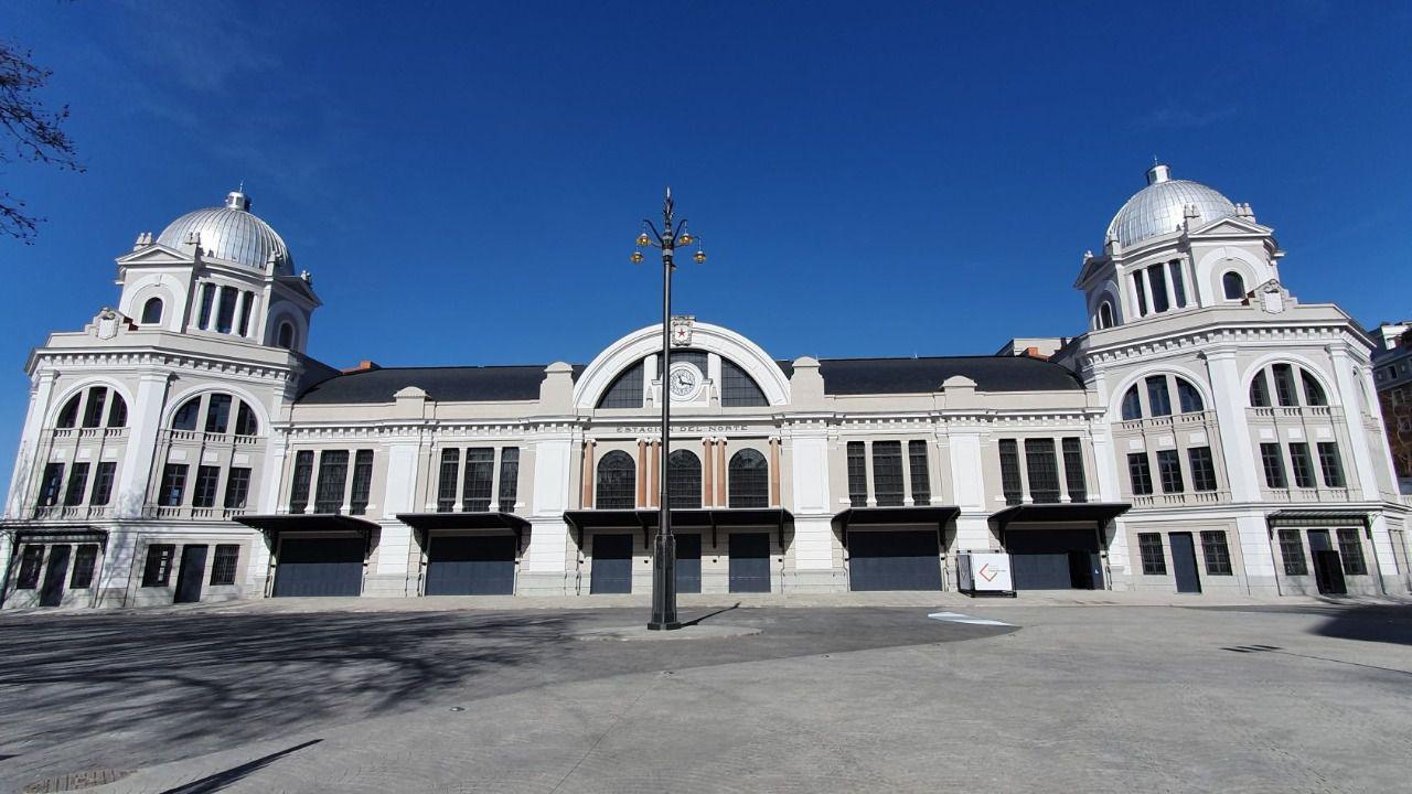 La estación Príncipe Pío reabre sus puertas con una gran oferta de cultura y ocio