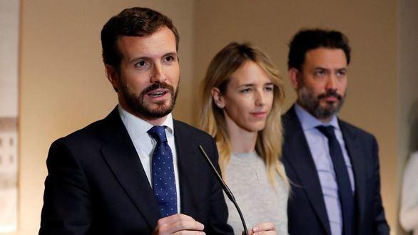 Casado ve en el permiso para trabajar de Junqueras la antesala del indulto