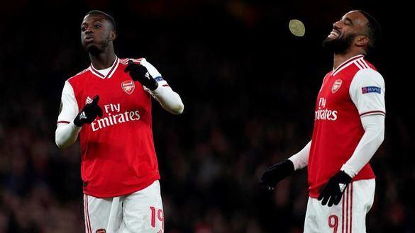 Liga Europa. Olympiacos elimina al Arsenal en la prórroga y el VAR salva al Sevilla