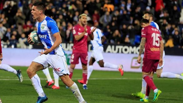 El ahínco del Leganés no le vale para doblegar al Alavés | 1-1